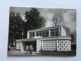 19A - Expo Universelle Bruxelles 1958 Epicarte Pavillon Soudan Erreur Imprimeur - Expositions