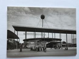 19A - Expo Universelle Bruxelles 1958 Epicarte Pavillon Des Postes Et Télécommunications - Expositions