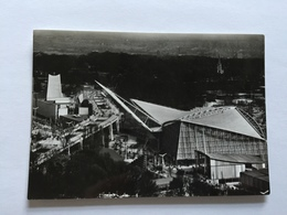 19A - Expo Universelle Bruxelles 1958 Epicarte Pavillon France Et Saint Siège - Expositions