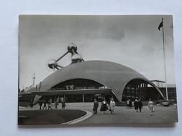 19A - Expo Universelle Bruxelles 1958 Epicarte Pavillon Nations Unies - Expositions