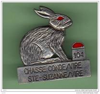 CHASSE *** CONDE-VIRE *** 1027 - Unclassified
