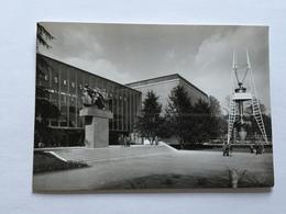 19A - Expo Universelle Bruxelles 1958 Epicarte Pavillon Tchécoslovaquie Czechoslovakia - Expositions