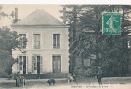 CPA - France - (16) Charente - Cherves - Le Château Du Ferry - France