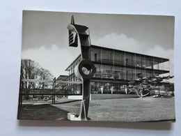 19A - Expo Universelle Bruxelles 1958 Epicarte Pavillon Allemagne Germany Deutschland - Expositions