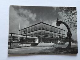 19A - Expo Universelle Bruxelles 1958 Epicarte Pavillon Allemagne Occidentale Germany Deutschland - Expositions