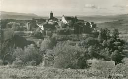 Montauroux 1957; Vue Générale - Voyagé. (La Cigogne) - Montauroux