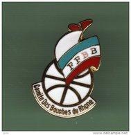 FFBB *** Fédération Française De Basket-Ball *** COMITE DES BDR *** 1027 - Basketball