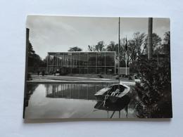 19A - Expo Universelle Bruxelles 1958 Epicarte Pavillon Turquie Turkey - Expositions