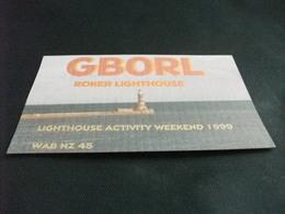 FARO LIGHT HOUSE LE PHARE DER LEUCHTTURM  Roker Gborl 1999 - Radio