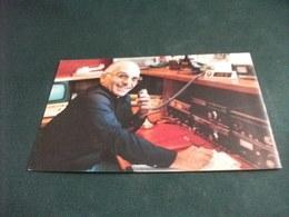 QLS RADIO  RADIOAMATORE HIS MAJESTY KING HUSSEIN - Radio Amatoriale