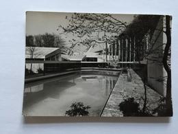 19A - Expo Universelle Bruxelles 1958 Epicarte Pavillon Suisse Schweiz Et Le Lac - Expositions
