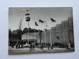 19A - Expo Universelle Bruxelles 1958 Epicarte Pavillon Finlande Finland Téléphérique - Expositions