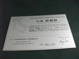 QLS RADIO  AMATEUR RADIO STATION ITALY BOLOGNA - Radio Amatoriale