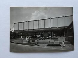 19A - Expo Universelle Bruxelles 1958 Epicarte Pavillon Autriche Ostereich - Expositions