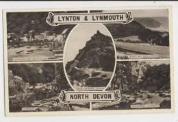 AI54 Lynton & Lynmouth Multiview - Lynmouth & Lynton