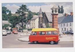 AI54 Usk-Llandenny/Llansoy Postbus At Twyn Square, Usk - Postal Services