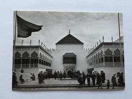 19A - Expo Universelle Bruxelles 1958 Epicarte Pavillon Maroc Morocco - Expositions