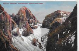 AK 0277  Dolomiten - Grasleitenpass Und Kessel / Verlag Fränzl Um 1920 - Bolzano (Bozen)
