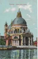 AK 0277  Venezia - Chiesa Della Salute Um 1912 - Venezia (Venedig)