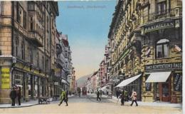 AK 0277  Innsbruck - Anichstrasse / Verlag Stempfle Um 1914 - Innsbruck