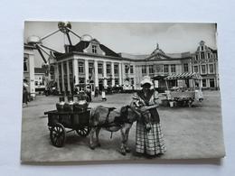 19A - Expo Universelle Bruxelles 1958 Epicarte Belgique Joyeuse Laitière - Expositions