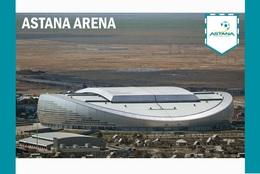 CP.STADE DE FOOTBALL.ASTANA   BIELORUSSIE   ASTANA ARENA #  CS. 753 - Voetbal