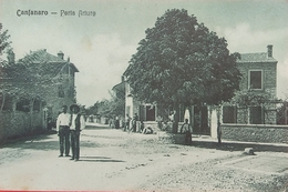 Kanfanar, Canfanaro, Istra, Istria, Croatia, Porta Arturo - Croatia