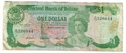 Belize 1 Dollar 1987 .J. - Belize
