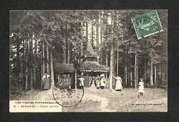 88 - SENONES - Chalet Corbin - 1909 ,#88/014 - Senones
