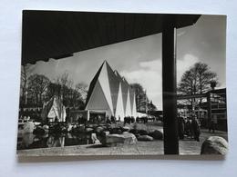 19A - Expo Universelle Bruxelles 1958 Epicarte Sections étrangères - Expositions