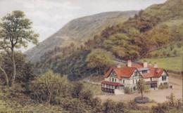 AR35 Hunters Inn, North Devon By A.R. Quinton - England