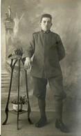 "4574 "" ALPINO  I WW  ""-FOTO ORIGINALE - War, Military"