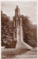 AR35 Queen Eleanor Cross, Northampton - RPPC - Northamptonshire