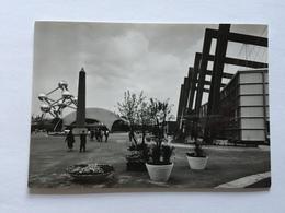 19A - Expo Universelle Bruxelles 1958 Epicarte Pavillon De L'ONU Et CECA - Expositions