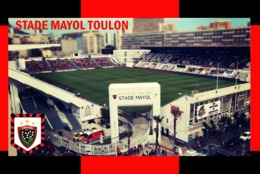 CP.STADE RUGBY. .  TOULON  FRANCE   STADE  MAYOL #  CS. 749 - Football