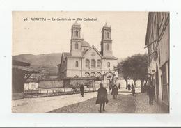 KORITZA (KORCE ALBANIE) 46 LA CATHEDRALE THE CATEDRAL 1918 - Albania