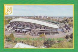 CP.STADE DE FOOTBALL.  NANTES  FRANCE  STADE DE LA BEAUJOIRE #  CS. 747 - Football