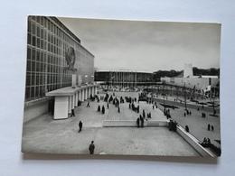 19A - Expo Universelle Bruxelles 1958 Epicarte Pavillon USA, URSS Et Vatican - Expositions