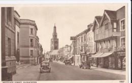 AP53 Westgate Street, Gloucester - Shops, Vintage Cars - Gloucester