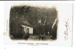 CPA - Carte Postale-Belgique -Rhode St Genèse- Le Chemin  1902 VM4394 - Rhode-St-Genèse - St-Genesius-Rode