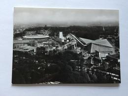 19A - Expo Universelle Bruxelles 1958 Epicarte Les Grands Et La Section étrangère - Expositions