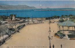 AN23 Philippeville, Le Kiosque, Place La Marine - Skikda (Philippeville)