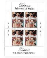 Batum 1997 Diana Sheet MNH - Autres - Europe