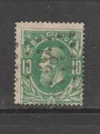 COB 30 Oblitération à Points 38 BEVEREN +8 - 1869-1883 Leopold II.