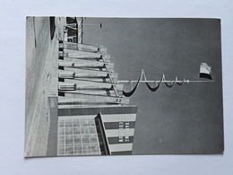 19A - Expo Universelle Bruxelles 1958 Epicarte Pavillon De L'urbanisme Et Mat Eternit - Expositions