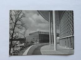 19A - Expo Universelle Bruxelles 1958 Epicarte Pavillon URSS Et USA - Expositions