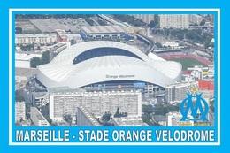 CP.STADE DE FOOTBALL. MARSEILLE  FRANCE  STADE ORANGE VELODROME  #  CS. 739 - Voetbal