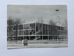 19A - Expo Universelle Bruxelles 1958 Epicarte Pavillon Canada Avec Hotesses - Expositions