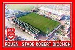 CP.STADE DE FOOTBALL. ROUEN   FRANCE  STADE  ROBERT  DIOCHON #  CS. 738 - Voetbal