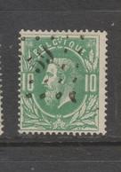 COB 30 Oblitération à Points 59 LE BRULY +25 - 1869-1883 Léopold II